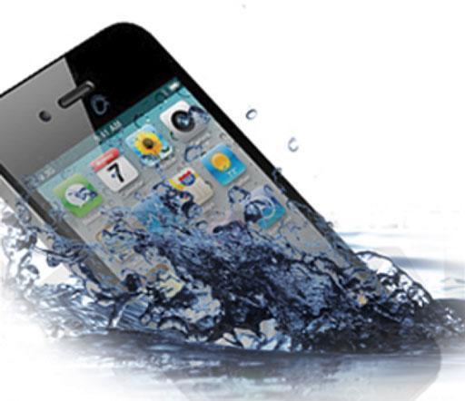 Восстановление iPhone после воды