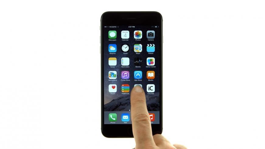 Замена контроллера тачскрина iPhone