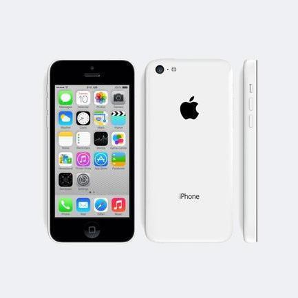 Замена дисплейного модуля iPhone 5c