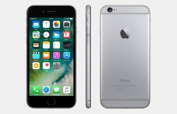 Замена рамки дисплея iPhone 6