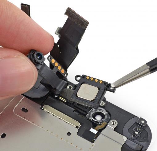Замена слухового динамика iPhone XS Max