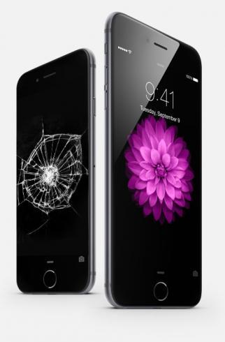 Замена экрана iPhone 7