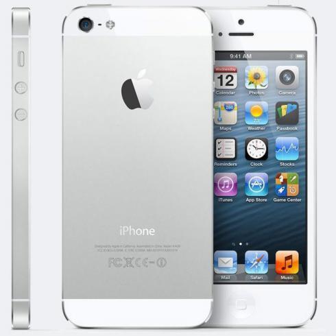 Замена фронтальной камеры iPhone 5