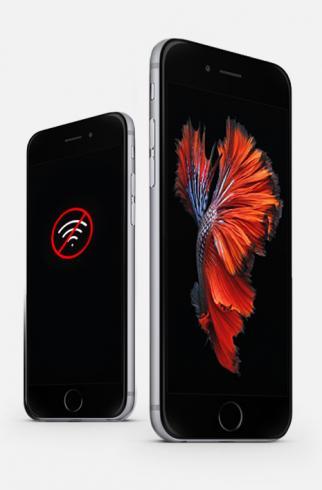 Ремонт wi-fi iPhone 6