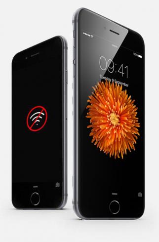 Ремонт wifi Phone 6S Plus