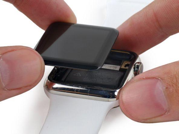 Замена стекла Apple Watch Series 2